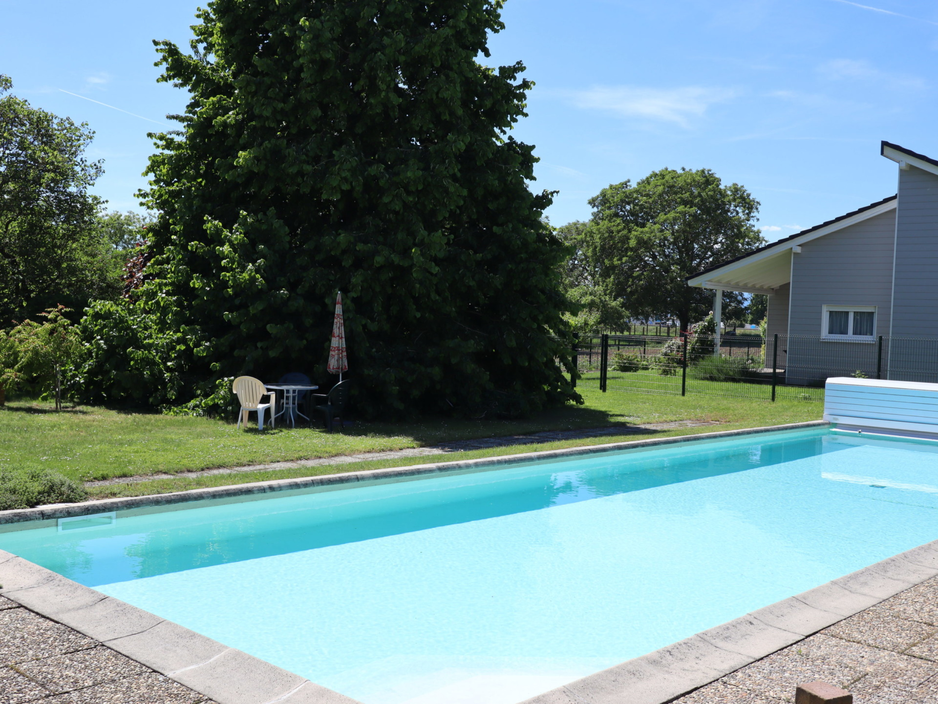 Piscine location Alsace
